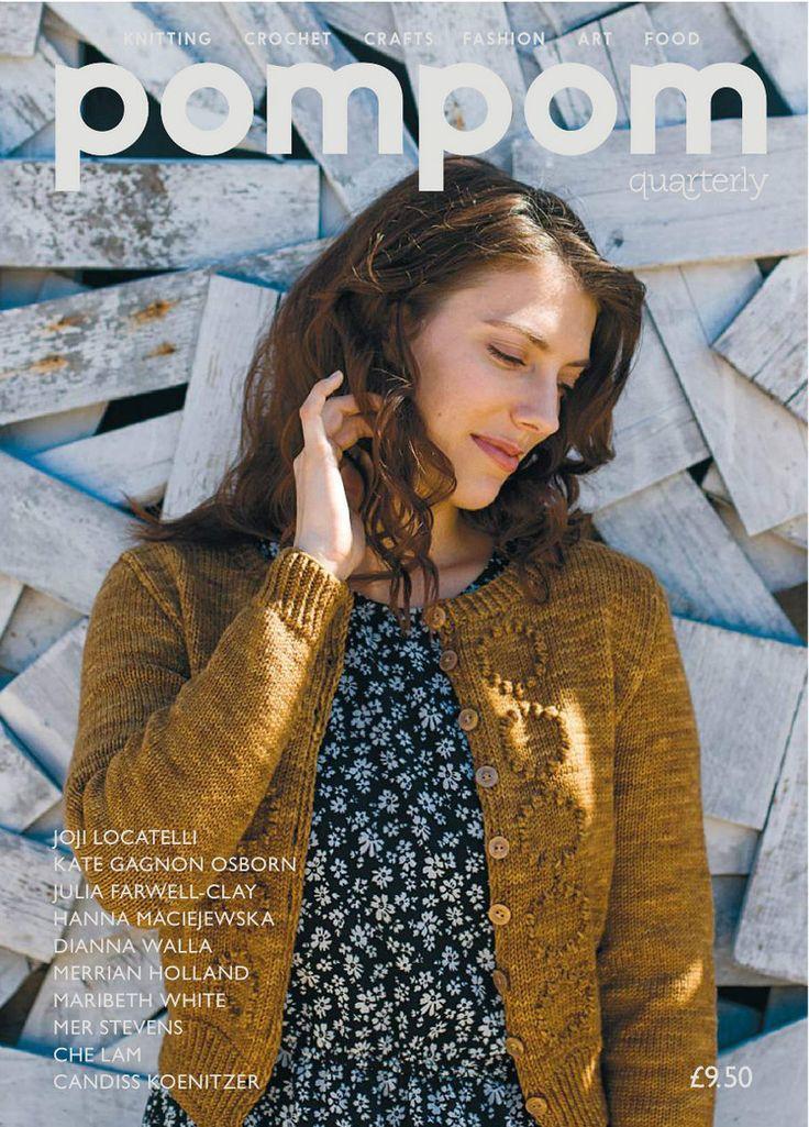 Pom Pom Quarterly №12 Spring 2015 - 轻描淡写 - 轻描淡写