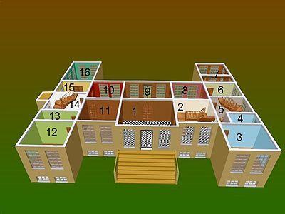 Belton House Wikipedia The Free Encyclopedia A Lady