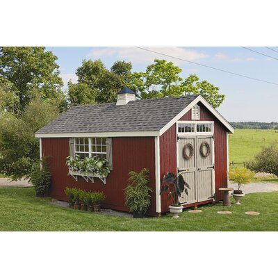 Little Cottage Company Colonial Williamsburg Precut Wooden