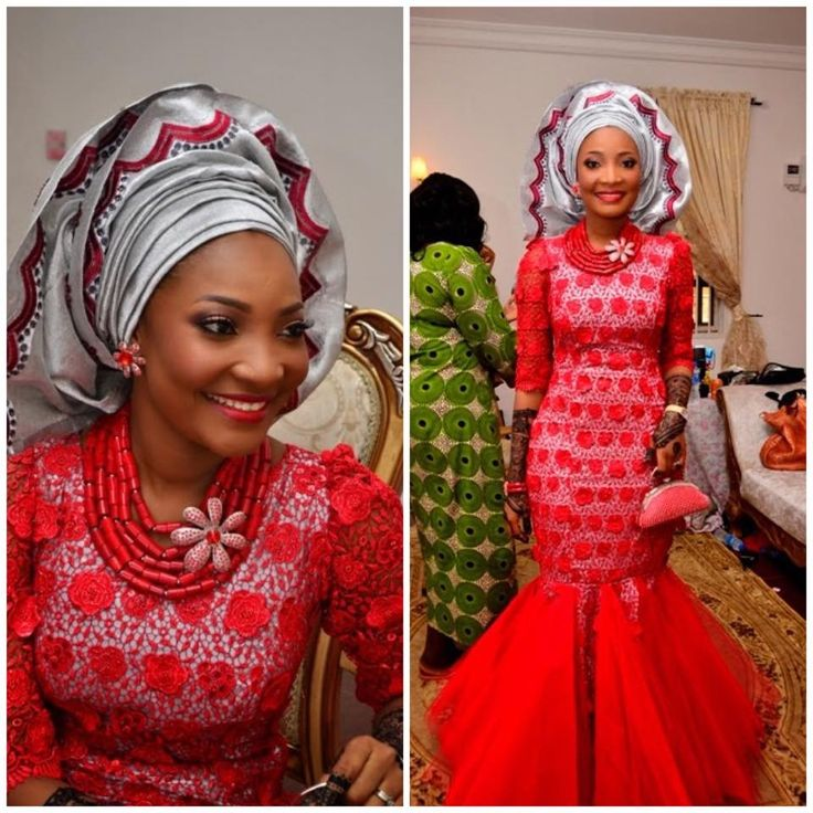 Nigerian Wedding Fashion: 468 Best Traditional Marriage ️ Images On Pinterest