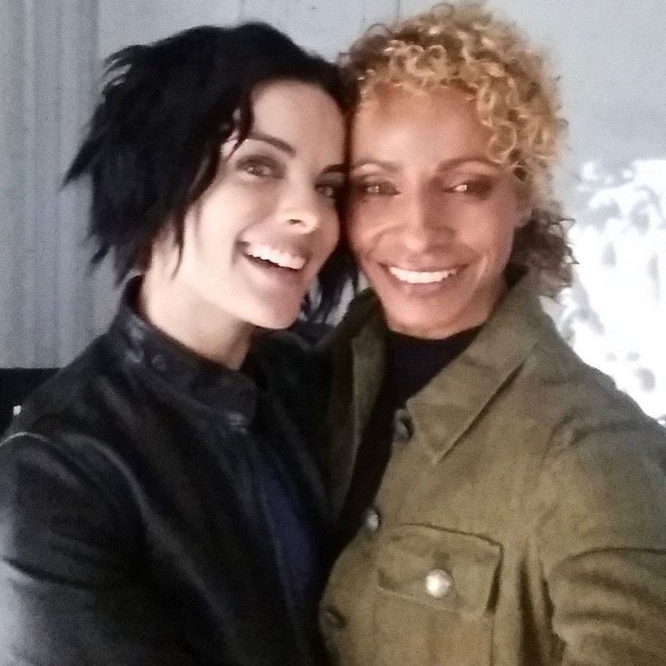 Just a normal family portrait from a not-so-normal family. #Blindspot  Michelle Hurd