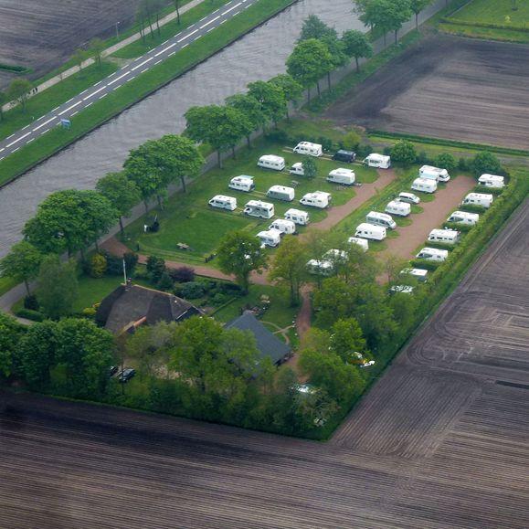 GIETHOORN Camperplaats · De Haamstede Giethoorn