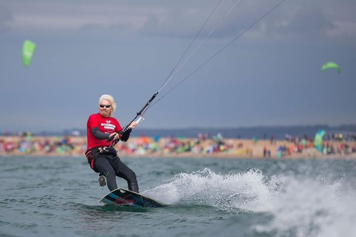 World record attempt this September for the largest kitesurfing armada ever assembled - with Richard Branson, http://www.dietsdontwork.co.uk/virgin-kitesurfing-armada-adam-atkinson-2nd-world-record-attempt
