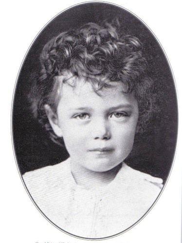 Nicholas II-He was a pretty baby