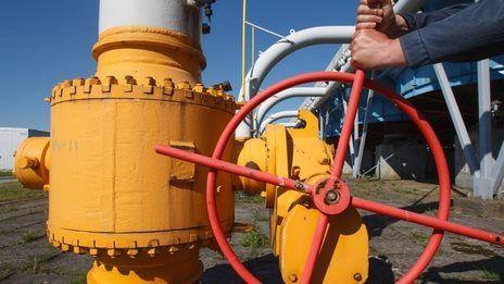 EU-Moscow row over gas pipeline