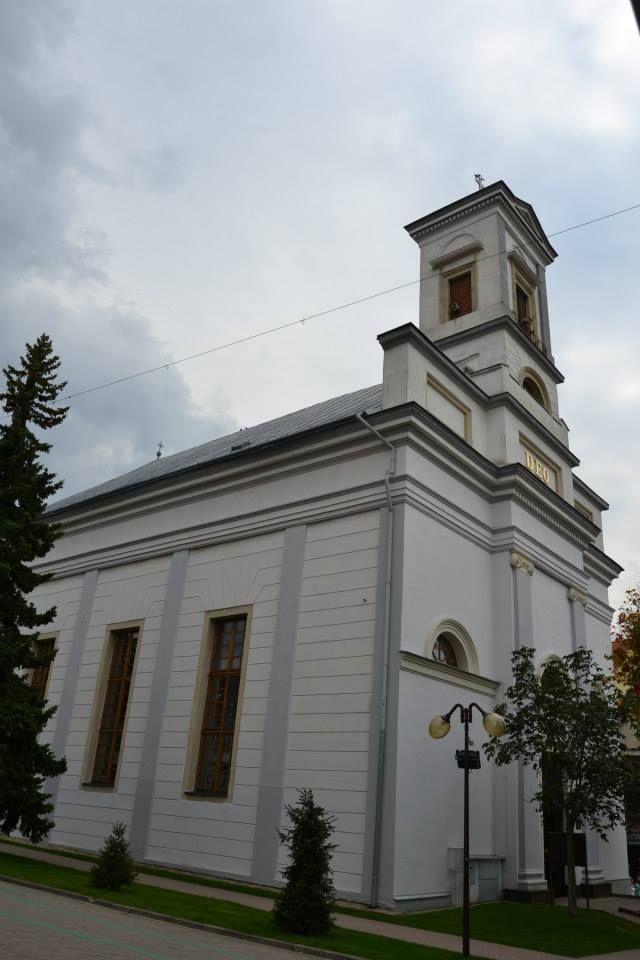Evanjelický kostol Poprad