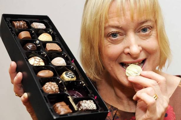 Ah, the good old old 'best job in the world' story, this time Thorntons chocolate style. Yumburp.