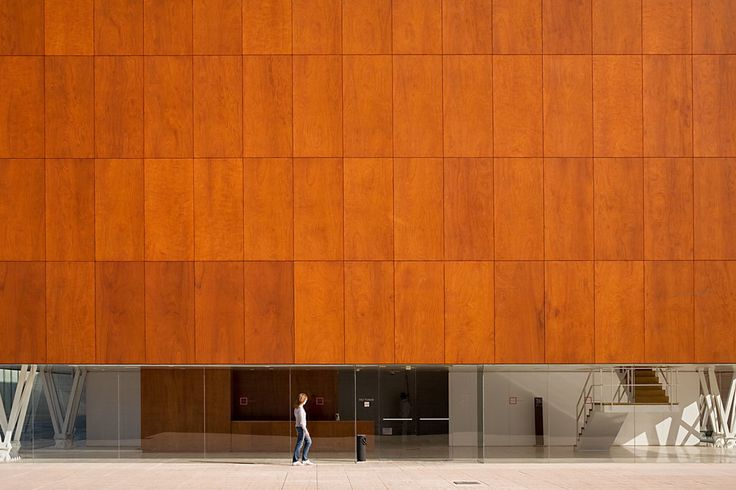 Wood cladding - Facade from Parklex