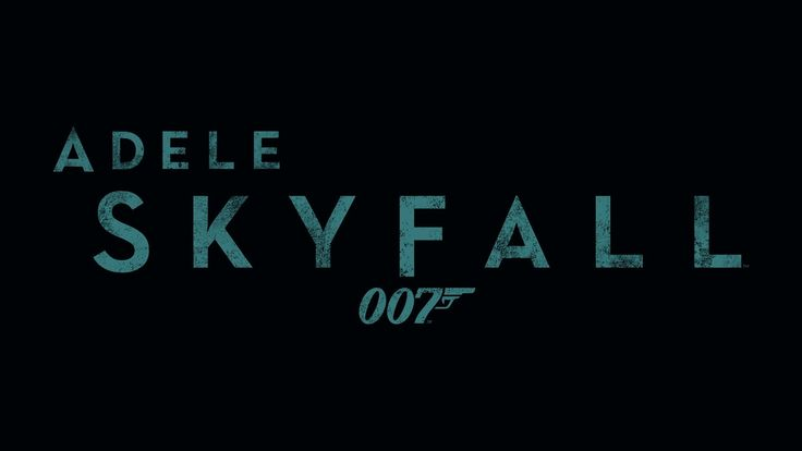 ADELE - Skyfall P.s...she doesn´use even half of the capasity of her voice and it is so deafeaning!...voice of M,Judy...bleeding,cracking... best of Brittish !