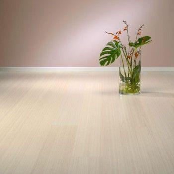 Bamboe SP geborsteld* wit gelakt