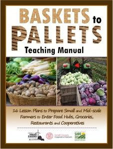 Baskets to Pallets Teaching Manual -- for farmers scaling from direct-to-market to wholesale