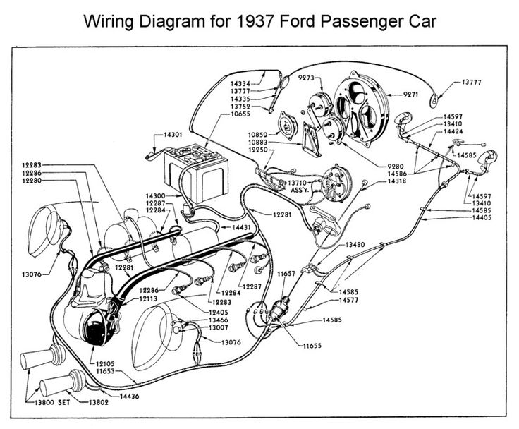 0db2d1aacf903894e4941548c6c8fb4c ford 113 best ford v8 images on pinterest flat head, performance Ford F-250 Wiring Diagram at soozxer.org