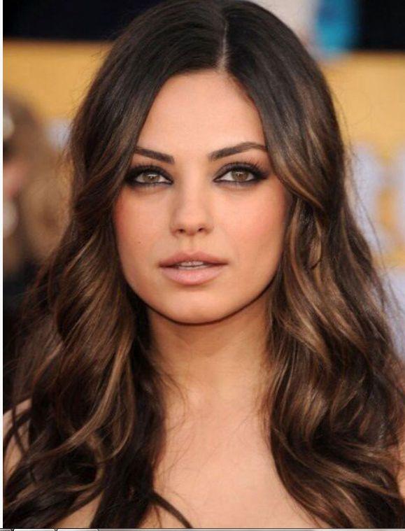 divas en ligne tendances cheveux 2014 couleur et mches - Coloration Pour Cheveux Noir