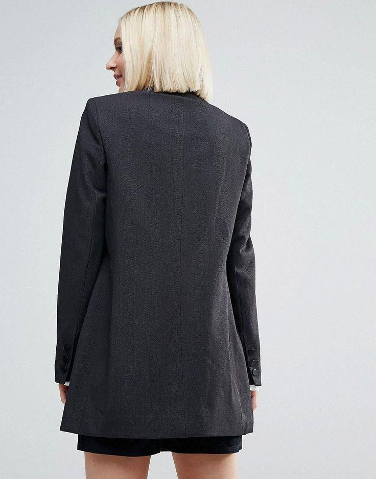 Vero Moda Tux Blazer - Gray