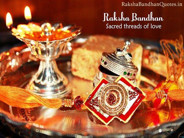 One Line 10 Happy Raksha Bandhan Status For Whatsapp 2015, Short Raksha Bandhan Quotes for Facebook Wishes to Friends, Best Happy Rakhi Status & Messages