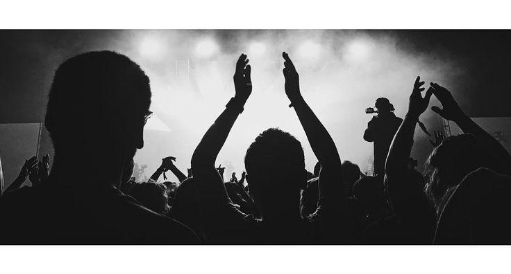 #2 Trentemøeller na Opener Festival 2017  @trentemoeller @opener_festival #opener #opener2017 #dark #light #night #evening #party #concert #stage #pink #shadow #live #music