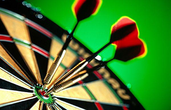 Buy a dart board so I can play darts