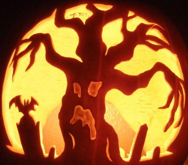 Pumpkin carving ideas - 50+ Creative Pumpkin Carving Ideas  <3 !