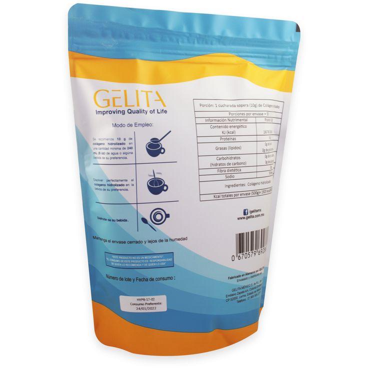 Colágeno Hidrolizado GELITA