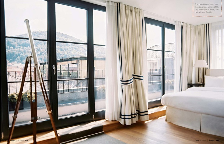 Curtains for modern floor to ceiling windows
