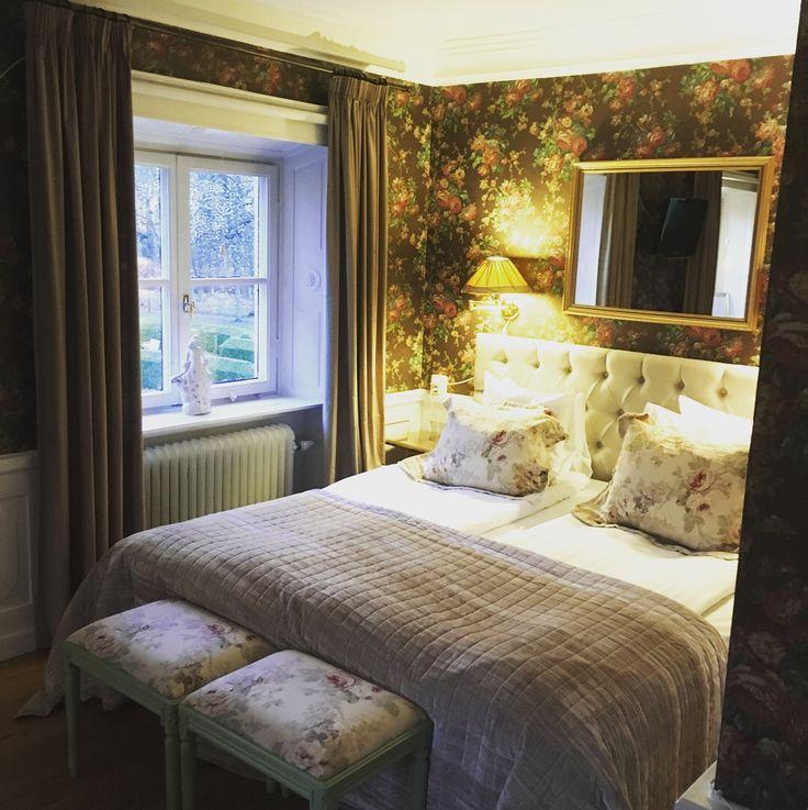 Vårt rum på Rånäs slott
