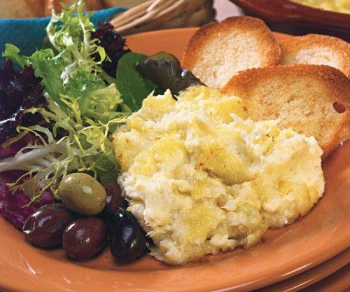 salt cod brandade de morue recipe more salt cod brandade de morue ...