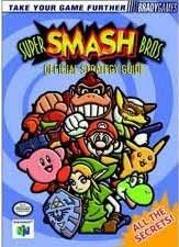 Strategy Guide Super Smash Bros. - BradyGames N64