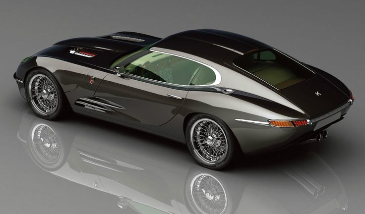 From Bonnet to Boot, The New Lyonheart K Is A Truly British Luxury Sports Car.