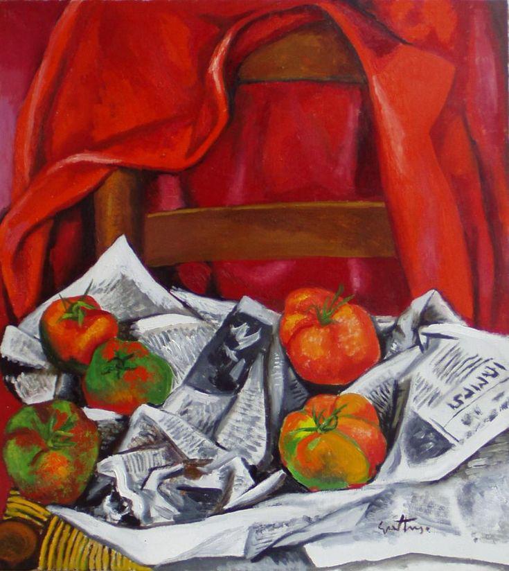 renato guttuso paintings   Renato Guttuso, Pittura senza tempo: alla Simboli Art Gallery di ...