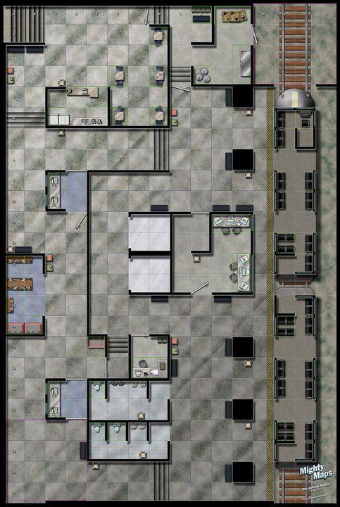 89 best modern future rpg maps images on pinterest floor for Floor 2 dungeon map