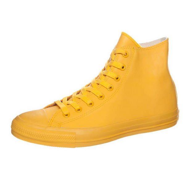 Baskets Femme Zalando, craquez sur les Converse CHUCK TAYLOR ALL STAR Baskets montantes jaune prix promo Zalando 80.00 € TTC -