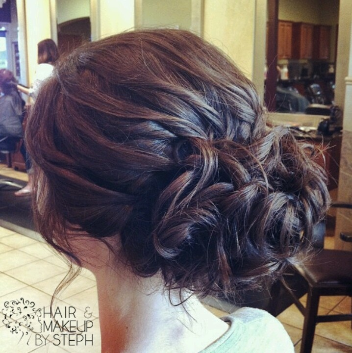 Groovy 30 Best Images About Updos Curls On Pinterest Catwalk Hair Short Hairstyles For Black Women Fulllsitofus