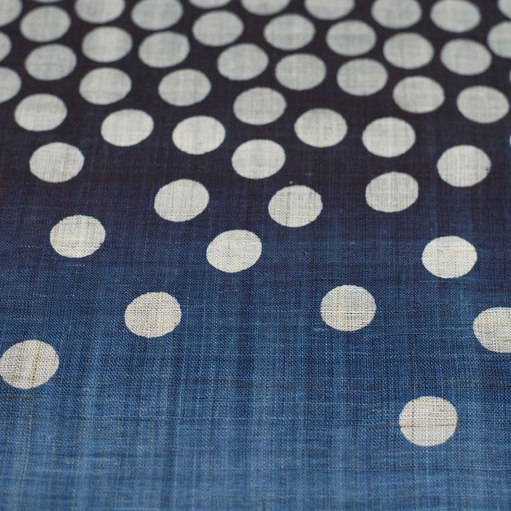 japanese indigo textiles at cloth and goods portland, or