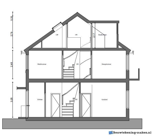 83 best images about huis on pinterest tes a house and haus for 3d plan maken