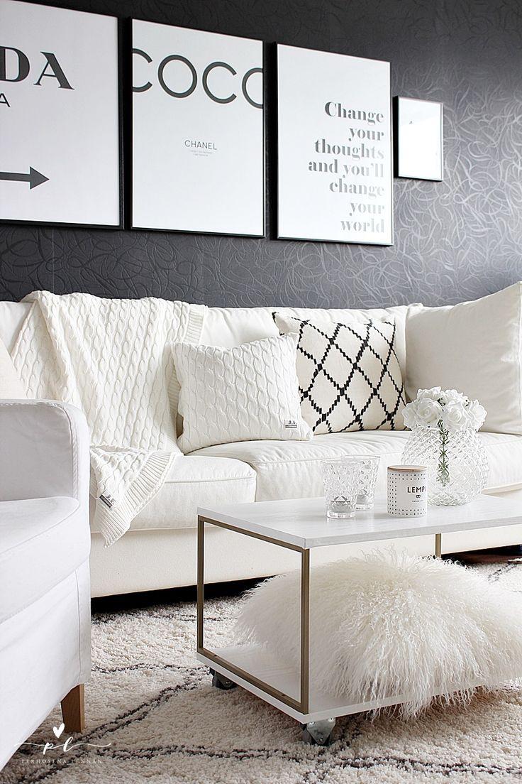 Olohuone livingroon decor interior