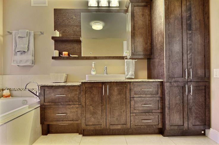 Miro Cuisines Tendances - armoires de cuisine et salle de bain - fabrication et restauration - québec | Réalisations