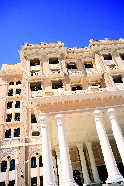 Отель The Westin Dubai Mina Seyahi Beach Resort & Marina 5* (Дубай. Отели на…
