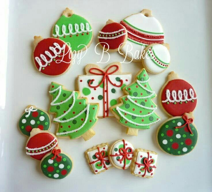 1757 Best Cookies Christmas Images On Pinterest