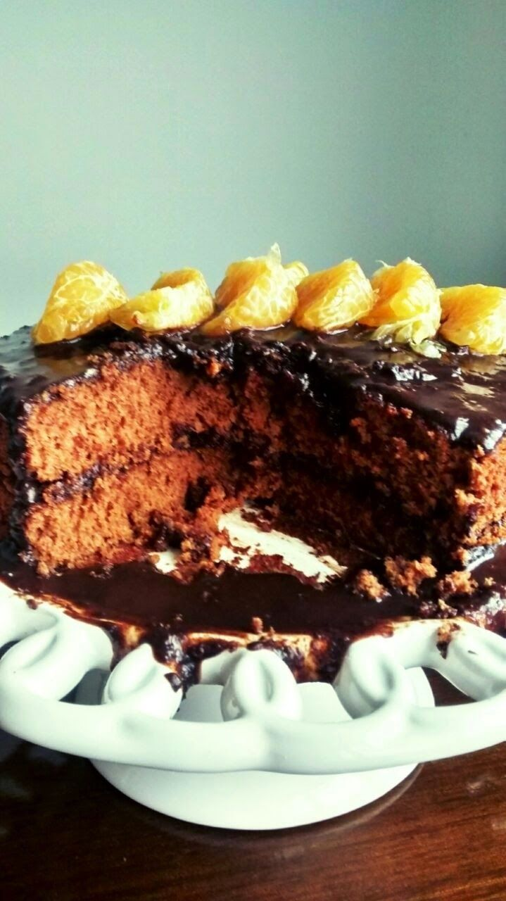 Pitadas da Bella: Bolo rápido de chocolate