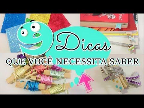 9 DICAS QUE VOCÊ NECESSITA SABER | Viviane Magalhães - YouTube
