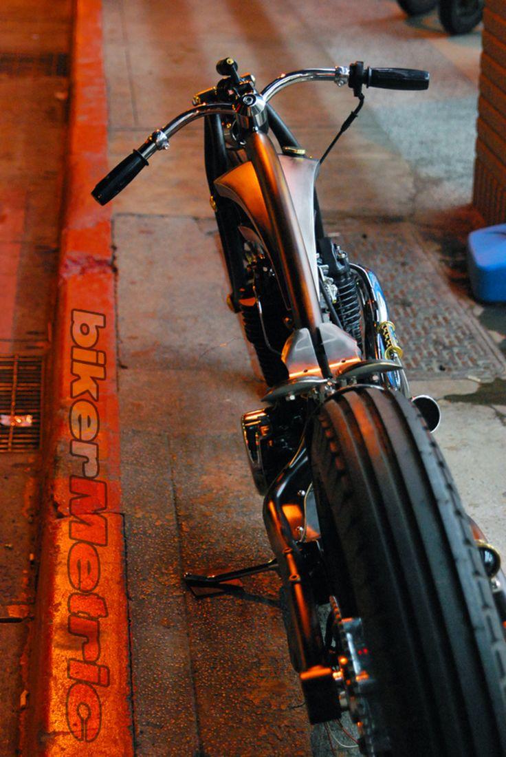 【ボバー】ハーレーだけじゃない!! 最前線のボバーカスタム大特集 - バイク情報まとめ『Rider-ライダー』