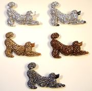 NorCal Poodle Rescue Pin