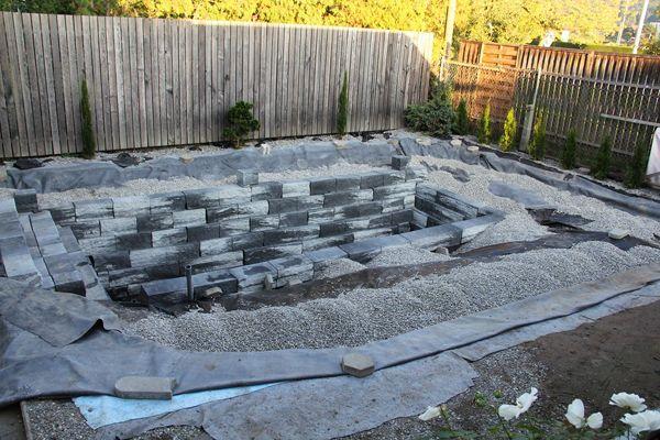Une famille a construit un étang de baignade magnifique pour quelques sous! – L'Humanosphère