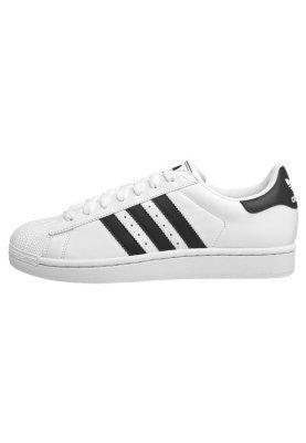 adidas Originals - SUPERSTAR II - Sneaker - white/black
