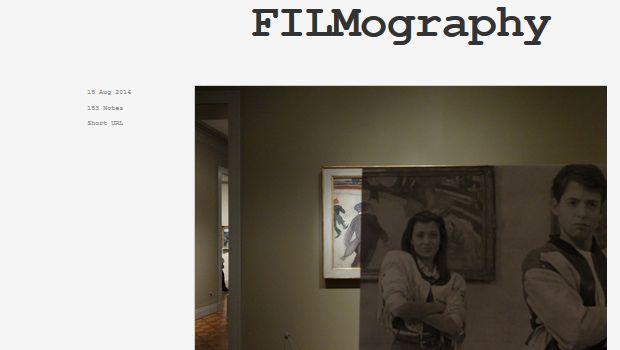 FILMography, quando la caccia al set diventa una mostra fotografica