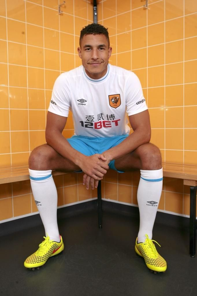 Hull City 2014-15 Umbro Third