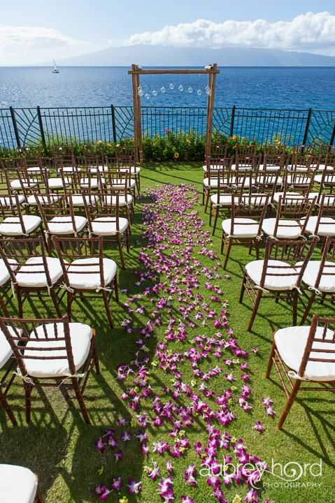 7 best maui wedding venues images on pinterest maui weddings our venue cliffside wedding ceremony junglespirit