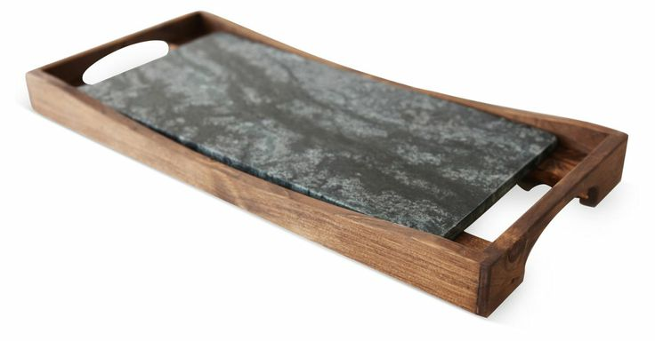 439 best serveware images on pinterest serveware dining for Soapstone dining table