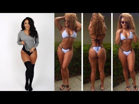 Natalie Nunn Workout Summer Routine - YouTube