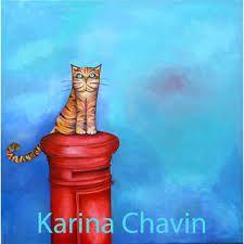 Resultado de imagem para karina chavin